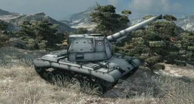 САУ Bat Chatillon 155 55 в World of Tanks