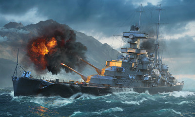 Hipper World of Warships