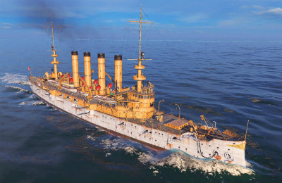 St. Louis World of Warships