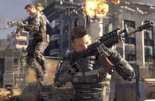 Герои Call of Duty Black Ops 3