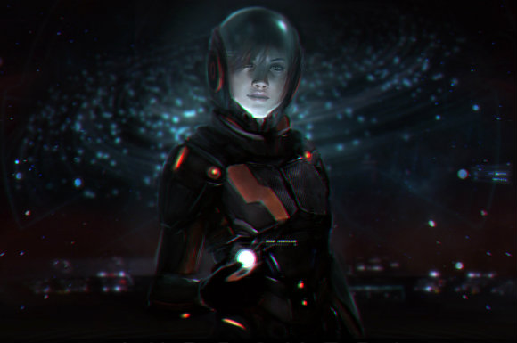 Персонаж в Mass Effect Andromeda