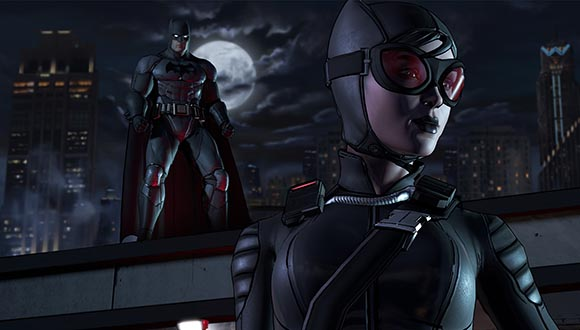 Герои Batman The Telltale Series