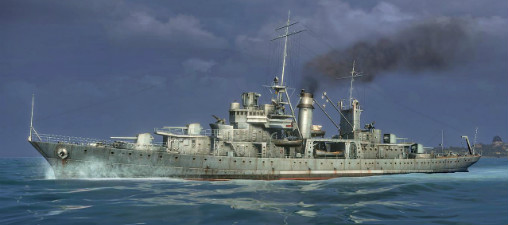 Erie World of Warships