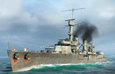 Konigsberg World of Warships