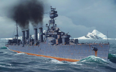 Murmansk World of Warships
