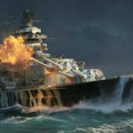 Tirpitz в World of Warships