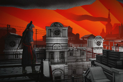 Главный герой в Assassins Creed Chronicles Russia