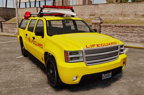 LifeGuard в GTA 5